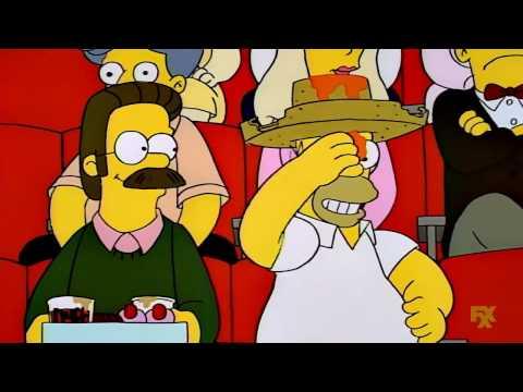 Nacho, Nacho Man, Yo Quiero Ser Un Nacho Man - Los Simpson HD