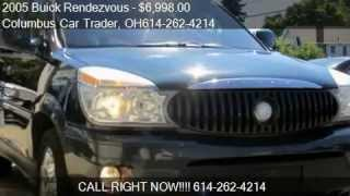 2005 Buick Rendezvous CXL AWD (video) for sale in Columbus, OH priced under $7,000!