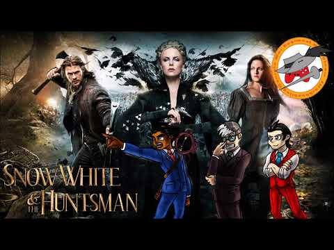 SCWRM Watches Snow White And The Huntsman (audio Commentary)