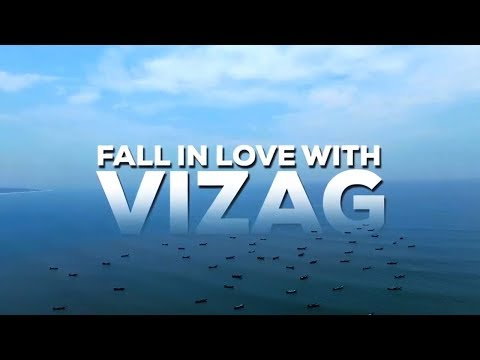 Visakhapatnam (VIZAG) - The city of destiny | Fall in Love With Vizag