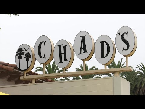 Chad's name now on historic restaurant site