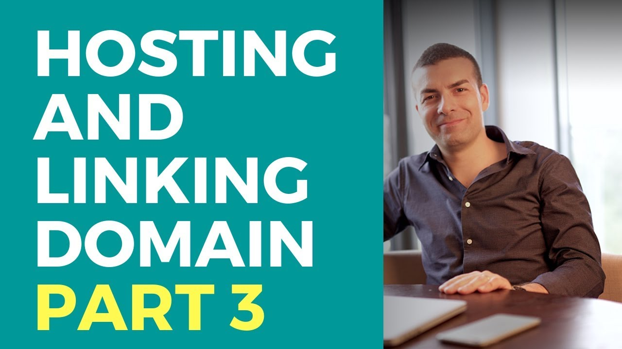 Part 3  Hosting and link domain - Create a membership site and sell digital Products   Full Course