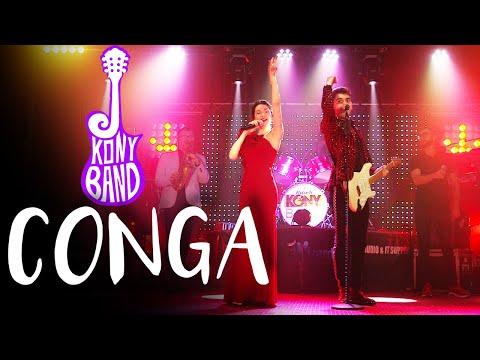 Kony Band - Conga [ Oficial Video ] 2020