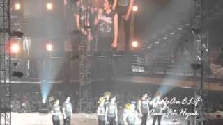 110319 Super Junior SS3 Malaysia Eunhyuk Happy Birthday Song Donghae Speaking English