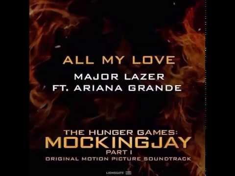 Major Lazer - All My Love (Ft. Ariana Grande) (Instrumental Version)