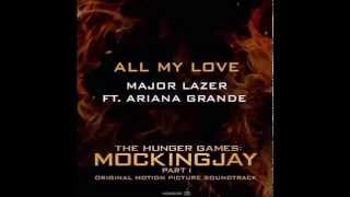 Major Lazer - All My Love (Ft. Ariana Grande) (Instrumental Version)