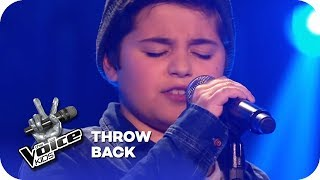 Snow Patrol – Chasing Cars (Alessandro) | Blind Auditions | The Voice Kids 2016 | SAT.1