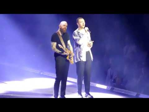 SAM SMITH - SCARS - LIVE IN MANCHESTER 28/03/2018 Mp3