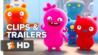 UglyDolls ALL Clips + Trailers (2019)   Fandango Family