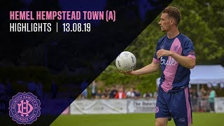 Hemel Hempstead v Dulwich Hamlet, National League South, 13/08/19 | Match Highlights