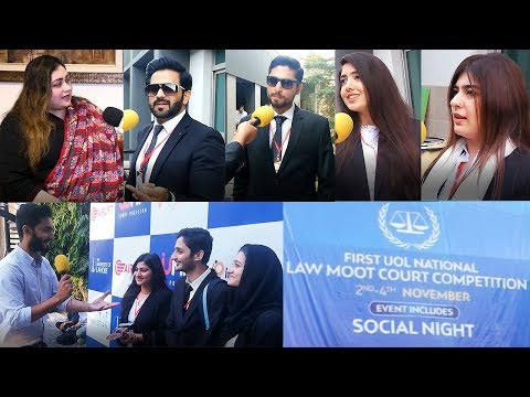 National Law Moots Competition at University of Lahore | Life at Uol | Uol College of Law
