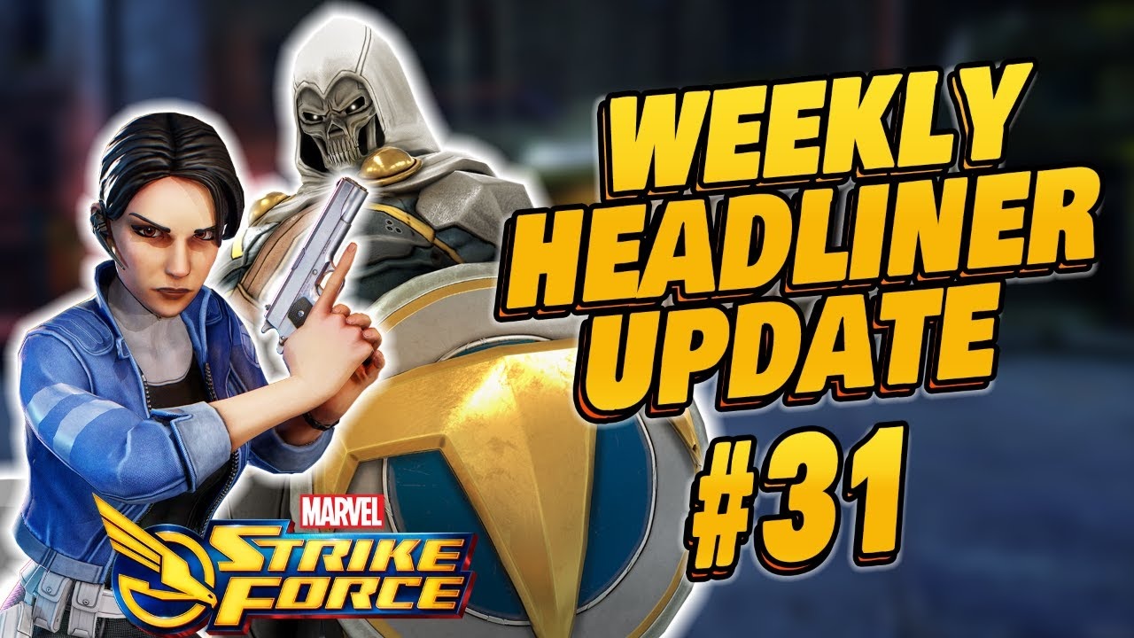 Veiled Event Calculations, 2021 Road Map Data Mines - Pay Day Buffs & More - Marvel Strike Force