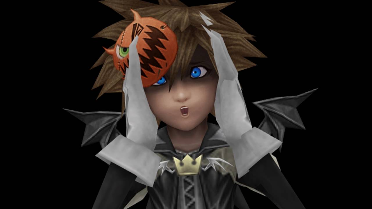 mmd kh spooky scary skeletons halloween town youtube - Roxas Halloween Town