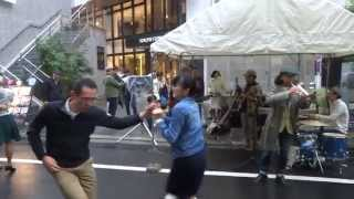 The 15th Shinjuku Trad Jazz Festival(一日目) ブルームーン・カルテット