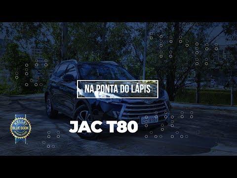 JAC T80 é páreo para Tiguan e Equinox na faixa dos R$ 150 mil?