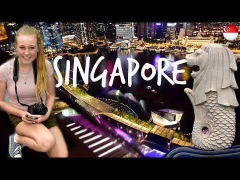 SINGAPORE | Travel Diaries