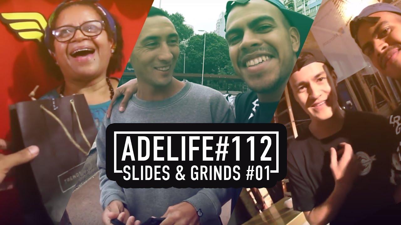 adelife 112 slides grinds 01 youtube