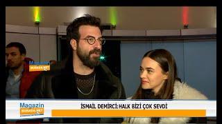 Hande Soral: İsmail Demirci'yi Dört Saat Bekliyorum! | Hande Soral, İsmail Demirci Evlilik Halleri..