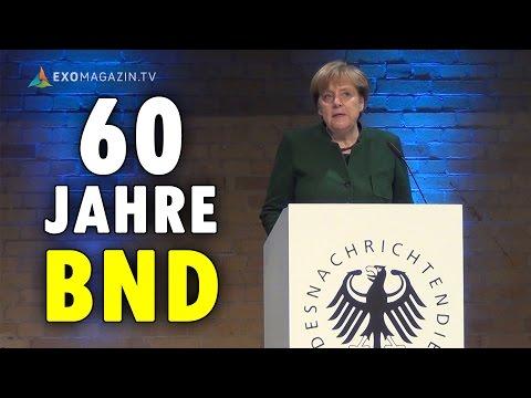 Unter Schlapphüten - 60 Jahre Bundesnachrichtendienst