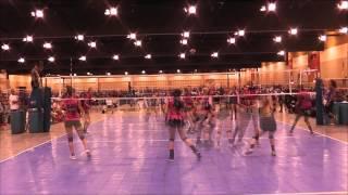 Nicole B. Robinson 2013 Volleyball Festival Highlights