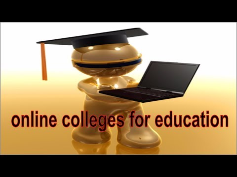 Online Colleges For Education