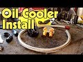 Oil Cooler Install | Project AE86 ep.7