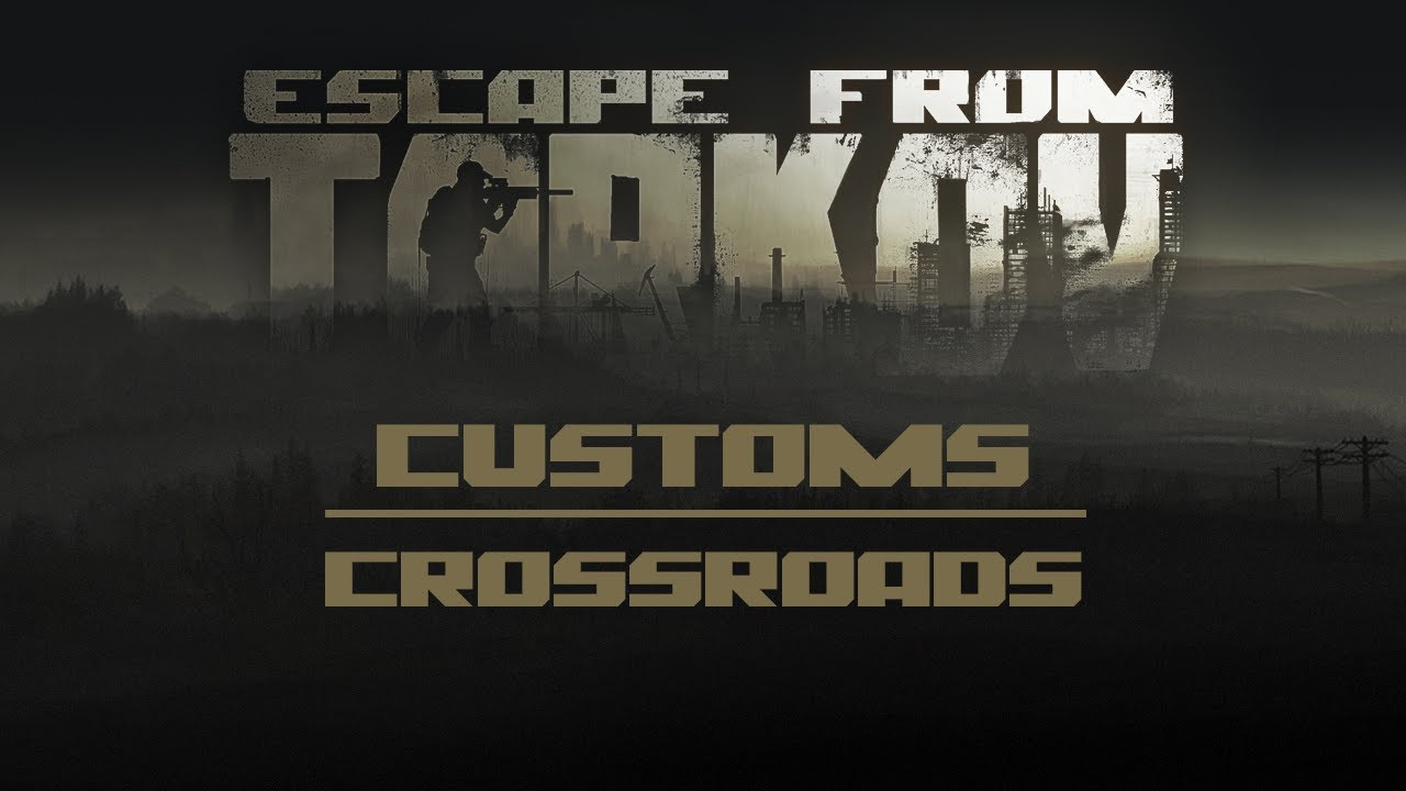 Trailer Park Workers Shack Scav Exit On Customs Escape From Tarkov By Leonidas