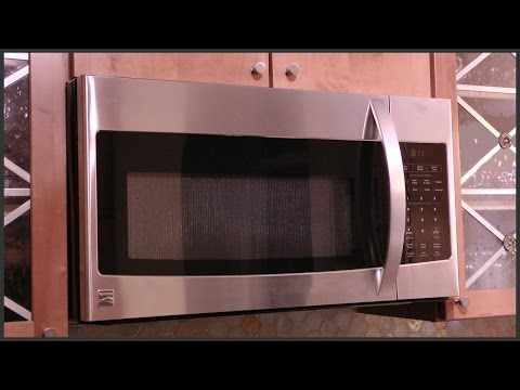 Over The Range Microwave Replacement