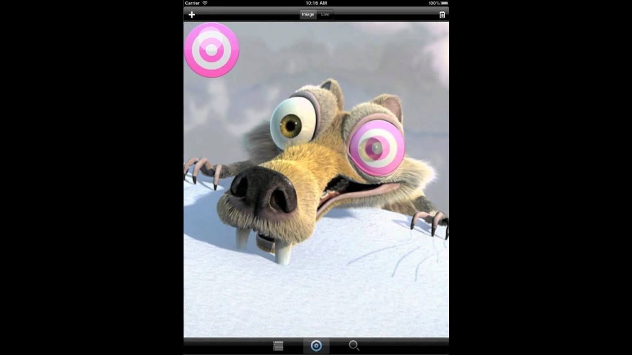 Ipad Iphone Android App Overview Wobble Add 3d Wobble Zones To Your Own Pictures Youtube