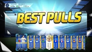 Fifa 16 Insane Pack Pulls Ronaldo & Legend In A Pack 33 TOTS Ultimate Team