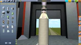 My Dad Builds A Rocket In Kerbal Space Program - Part 1