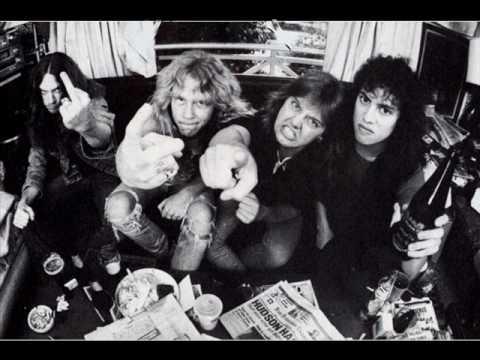 Metallica Blitzkrieg lyrics