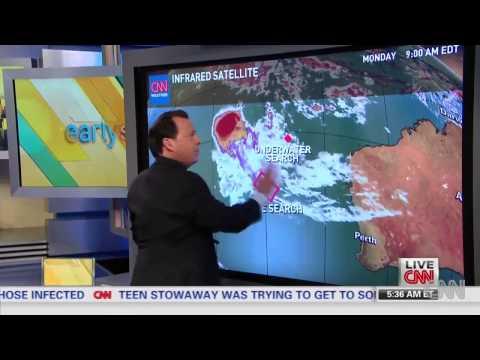 MH370 search  'Object of interest' found on Western Australian coast