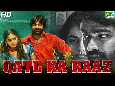 Qatl Ka Raaz (2019) New Released Hindi Dubbed Movie | Vijay Sethupathi, Gayathrie, Mahima Nambiar
