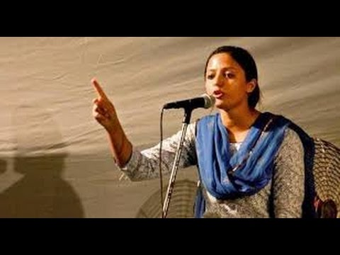 JNU  Vice President Shehla Rashid Full Speech || Call for greater Movement