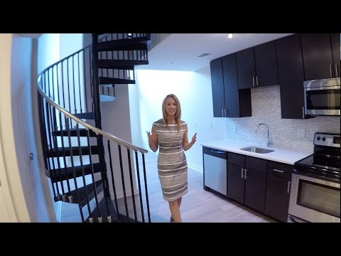 The Maxwell | One Bedroom LOFT Model Apartment Home | Arlington Apartments