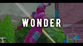 WONDER (FREE Project File w/clips in Desc) [Fortnite Edit #ReplayRoyal] Appclip