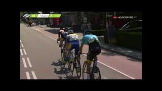 BinckBank Tour 2017 Stage 1 Final Kilometers