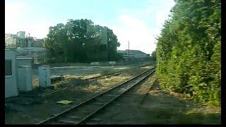 名鉄築港線 東名古屋港行右側側面展望