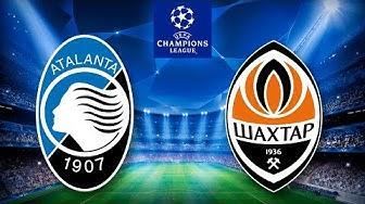 Atalanta Bergamo - Schachtar Donezk | Champions League (Gruppe C)