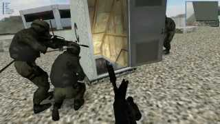 "SWAT 3 Mission 07 ""Barricaded Situation at California Bank"""
