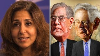 Neera Tanden's Center for American Progress Donated $200K to Koch-Funded AEI