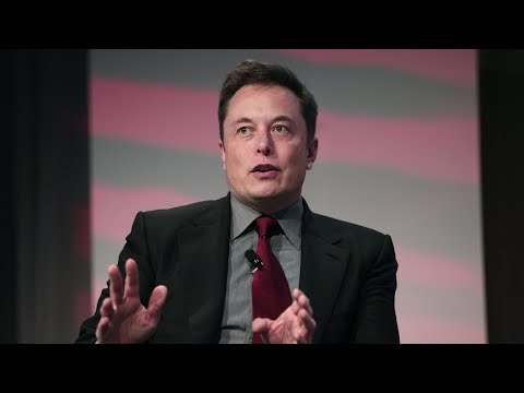 Elon Musk unveils SpaceX's new suit for Dragon