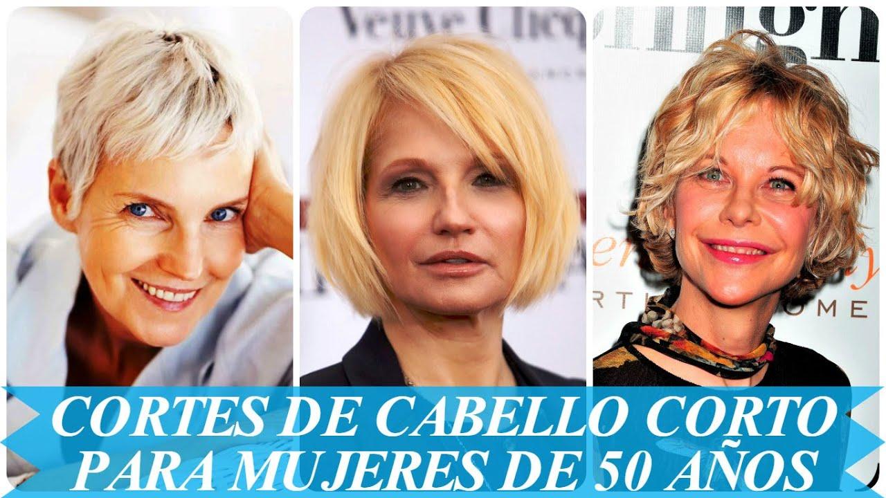 cortes de cabello para mujer 50 anos 2016
