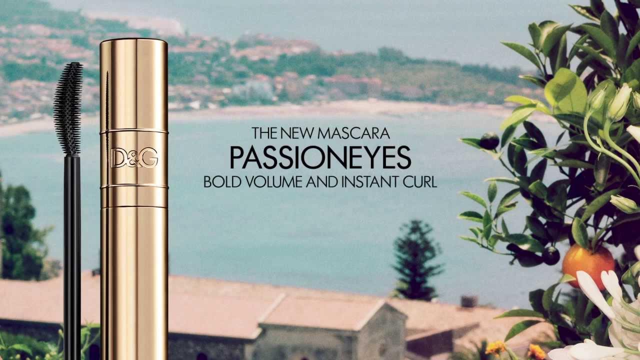 Dolce&Gabbana Makeup PassionEyes Duo Mascara's Formula