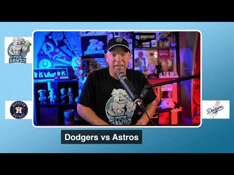 Los Angeles Dodgers vs Houston Astros Free Pick 9/13/20 Mlb Pick and Prediction MLB Tips