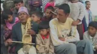 Nepali song Ama Le Sodhlan Jhalakman Gandharva