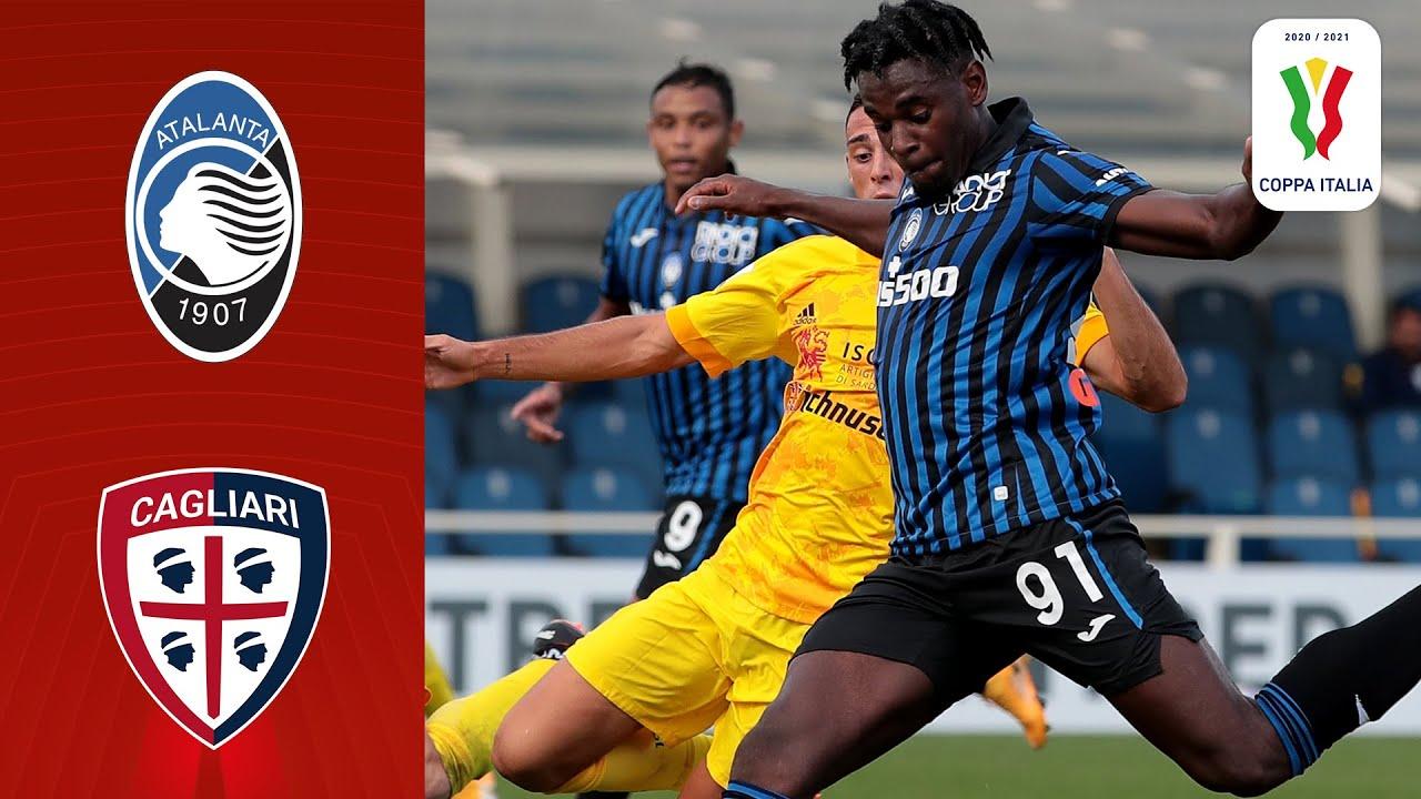 🔴 Atalanta v Cagliari | Full Match LIVE | Coppa Italia 2020/2021 | Serie A TIM