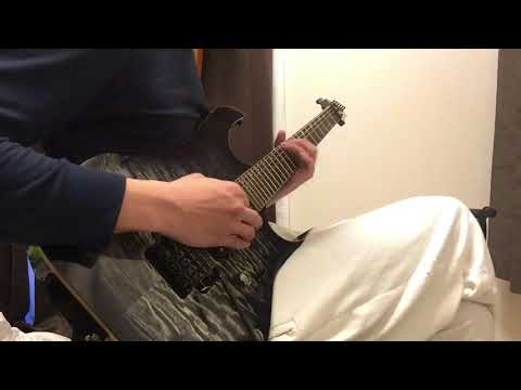 Sonata Arctica Respect the Wilderness Guitar cover