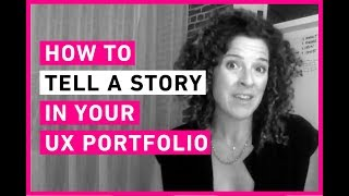 UX Portfolio Example: How to tell the story of your project | Sarah Doody, UX Designer